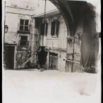 Palazzo D'Angiò Interno, Napoli cm 50x35