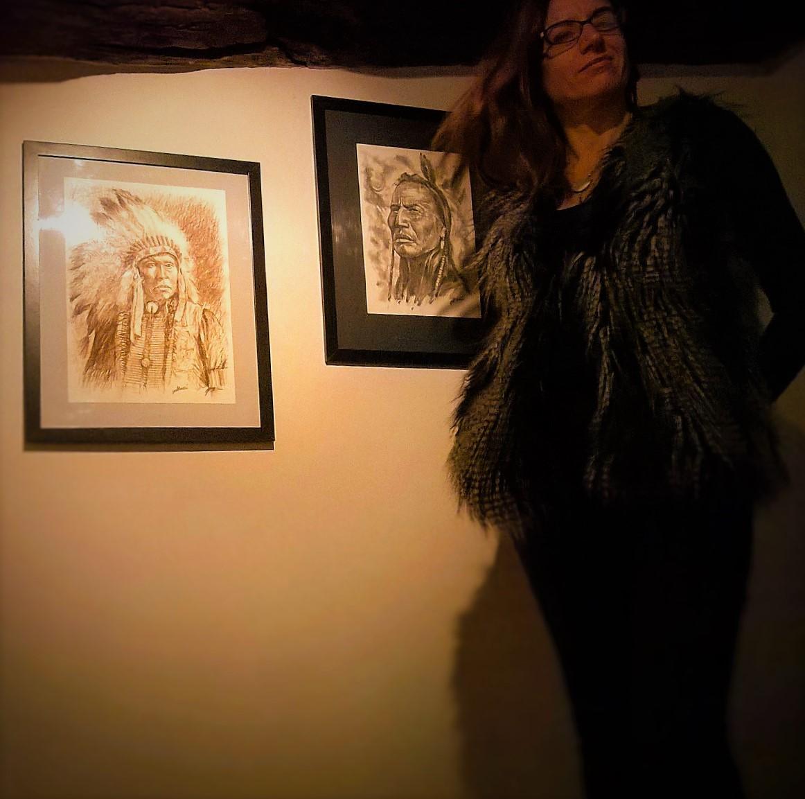 laura-guadagnucci-nativi-americani-livin_art-lucca-pollacci