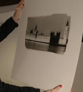 London cm 70x50