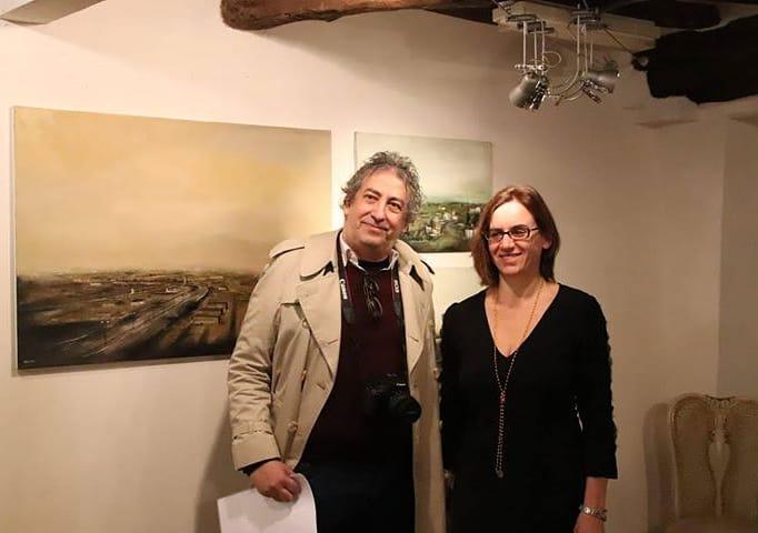 Con Marco Minozzi