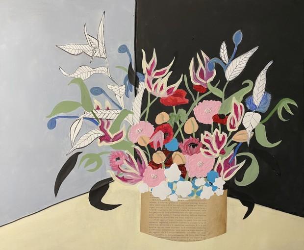 Copia di bouquet filosofico 2-laura-corre-50x60-livin_art-2021